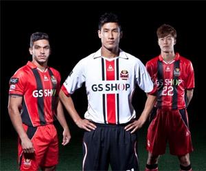 Camisas do Seoul FC 2015 Le Coq Sportif capa