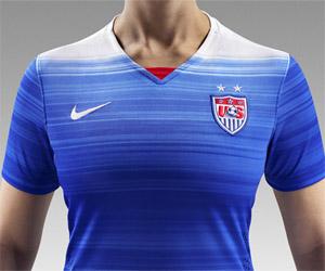 Camisas dos Estados Unidos 2015 Nike Reserva capa