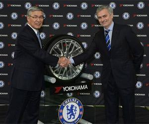 Chelsea assina com Yokohama por 5 anos capa