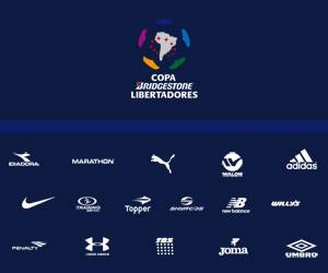 Fornecedoras das equipes da Libertadores 2015 capa