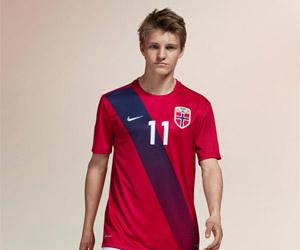 Camisas da Noruega 2015-2016 Nike capa