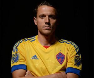 Camisas do Colorado Rapids 2015 Adidas MLS c