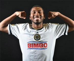 Camisas do Philadelphia Union 2015 Adidas MLS capa