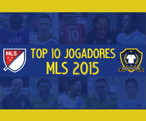 TOP 10 jogadores da MLS 2015 capa