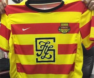 Camisas do Fort Lauderdale Strikers 2015 Nike 2