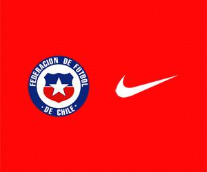 Chile nike capa