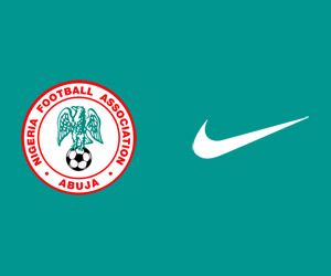 Nigeria Nike capa