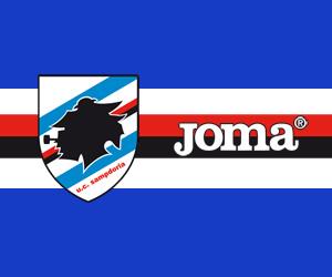 Sampdoria troca Kappa pela Joma capa