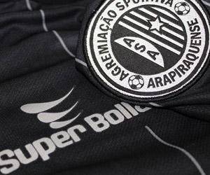 Terceira camisa do ASA de Arapiraca 2015-2016 Super Bolla capa