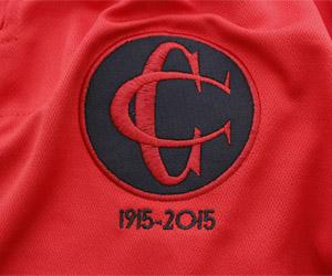 Terceira camisa do Campinense-PB 2015 Super Bolla Centenário capa