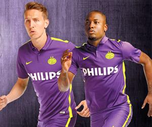 Camisa de despedida da Nike do PSV 2015 (Farewell) capa