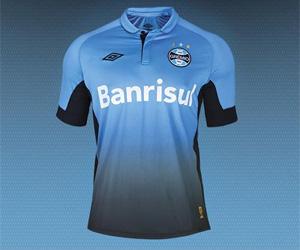 Terceira camisa do Grêmio 2015-2016 Umbro capa