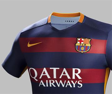 Barcelona perto de renovação com a Qatar Airways