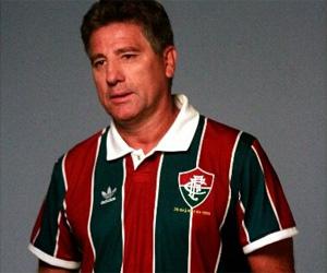 Camisa retrô do Fluminense 1995 Adidas Originals Gol de Barriga Renato Gaúcho capa