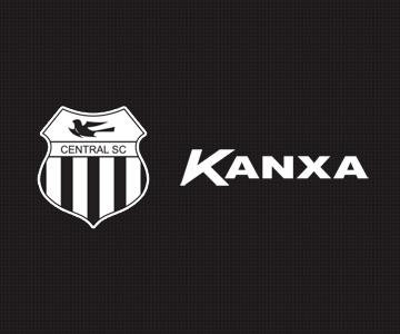 Camisas do Central SC de Caruaru 2015-2016 Kanxa capa