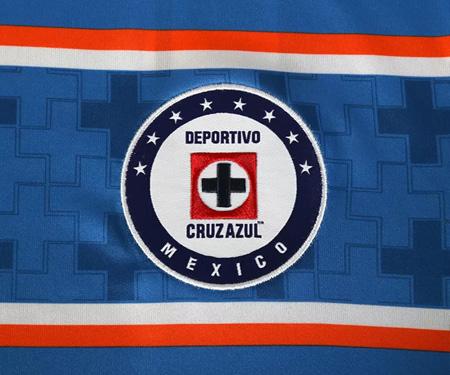 Camisas do Cruz Azul 2015-2016 Under Armour capa