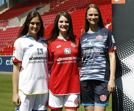 Camisas do Mainz 05 2015-2016 Lotto capa