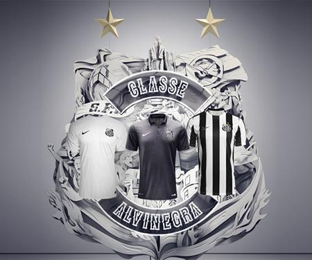 Camisas do Santos 2015-2016 Nike capz
