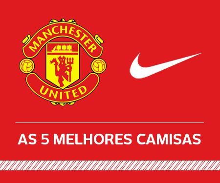 Nike e Manchester United capa