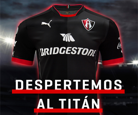 Terceira camisa do Atlas FC 2016 Puma capa