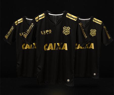 Terceira camisa do Figueirense 2015-2016 Lupo Sport capa