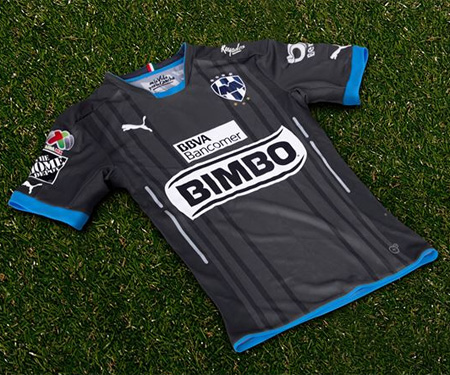 Terceira camisa do Monterrey 2016 Puma capa