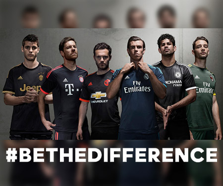 #BeTheDifference
