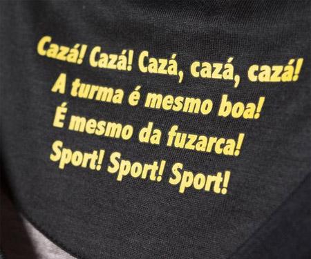 Camisa retrô do Sport Recife 110 anos Adidas Original