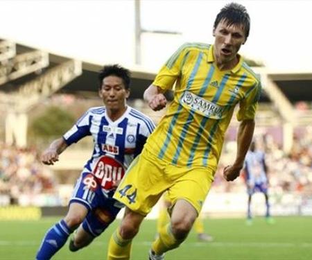 Camisas do Astana FC