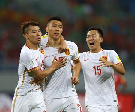 Camisas da Seleção da China 2015-2016 Nike Reserva capa