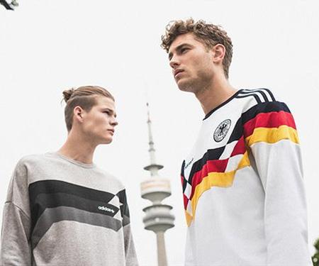 adidas Originals lança coleção pelos 70 anos de Beckenbauer capa2