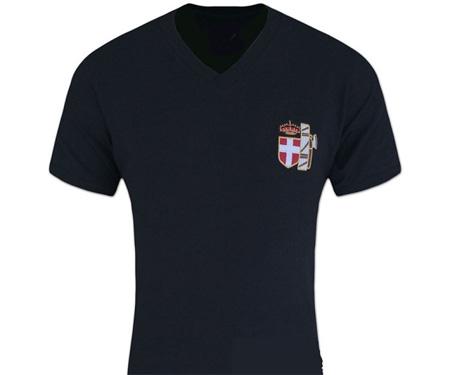Camisa preta da Itália 1938 capa