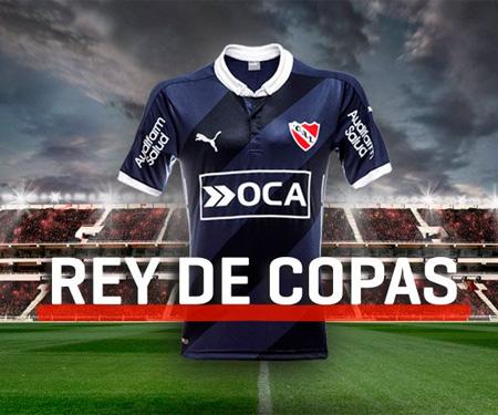 Camisas do Independiente 2016 Puma Reserva capa