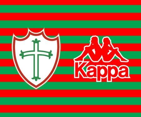 Portuguesa Kappa capa