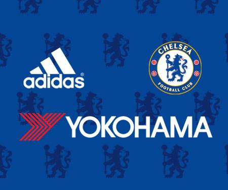 Chelsea 2016-2017 Adidas capa