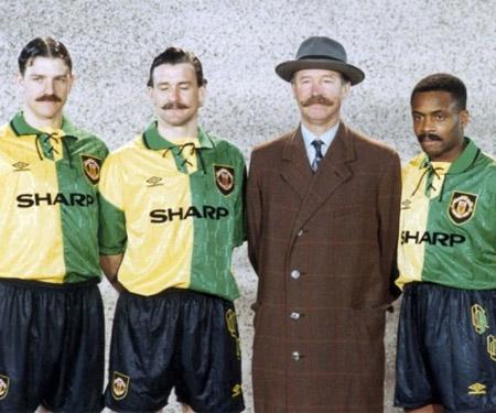 Manchester United terá uniforme inspirado no Newton Heath em 2016-2017