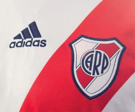 River Plate renova com Adidas até 2021