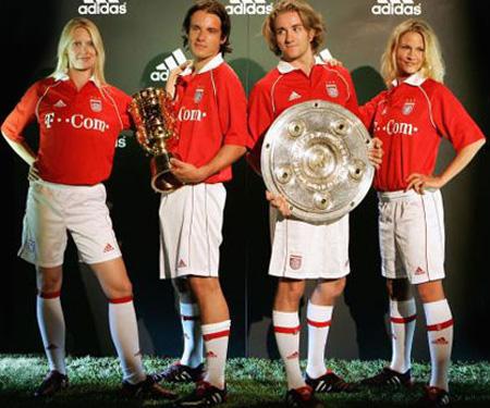 Bayern de Munique 2005-06 capa