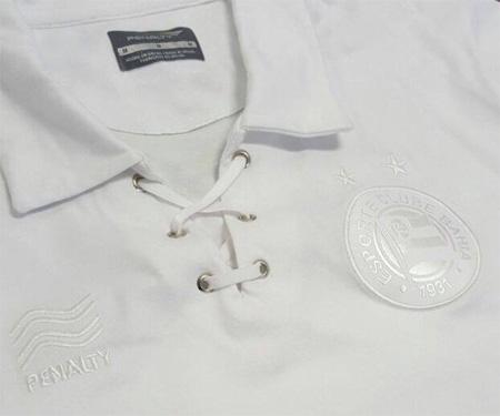 Camisa retrô do Bahia em homenagem aos 85 anos Penalty capa