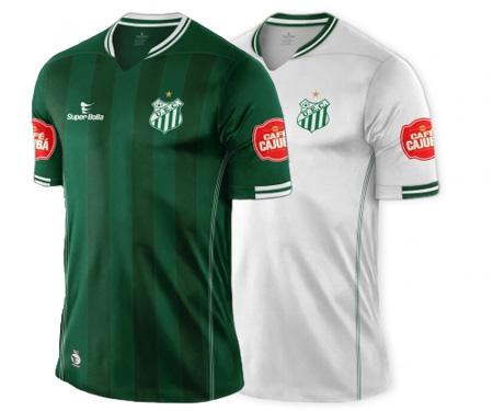 Camisas do Uberlândia EC 2016 Super Bolla capa