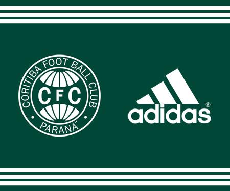 Coritiba deve vestir Adidas em 2016 capa