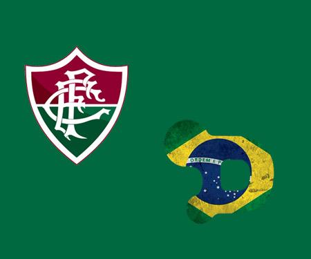 Fluminense Dry World capa