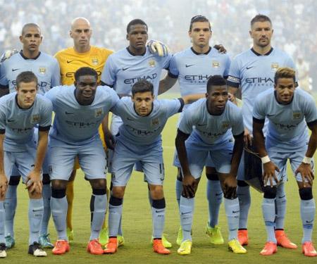 Manchester City terá combinação inédita no uniforme em 2016-2017