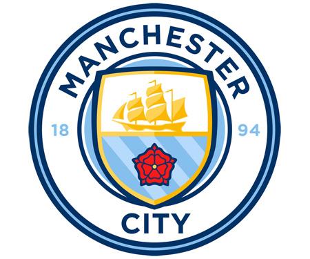 Novo escudo do Manchester City 2016 capa