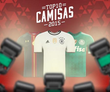 Top10 Camisas 2015 Fut Fanatics capa