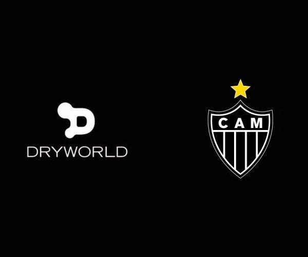 Atlético-MG anuncia Dryworld por 5 anos capa