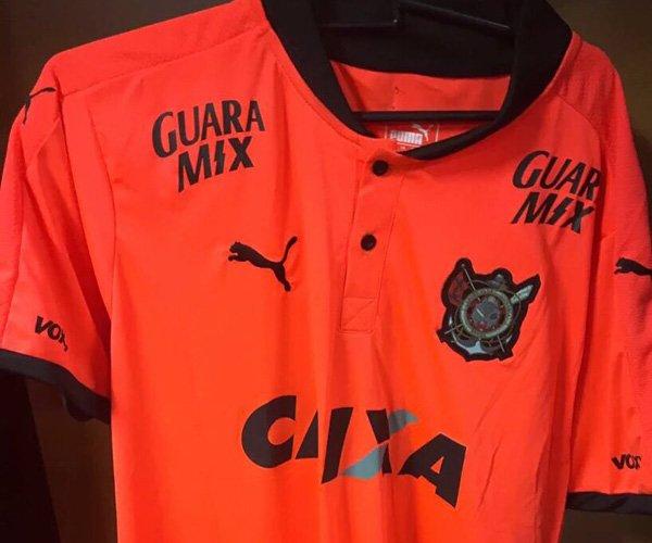Terceira camisa do EC Vitória 2016 Puma capa