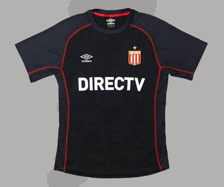 Terceira camisa do Estudiantes de La Plata 2016 Umbro capa