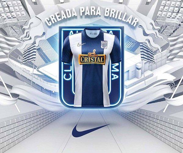 Camisas do Alianza Lima 2016 Nike capa