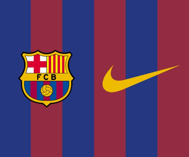 Barcelona e nike